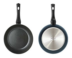 "Taurus Frying Pan Aluminium Black 28cm ""Active Classic""#"