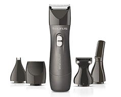 "Taurus Hair Clipper 5 In 1 Plastic Black 3V ""Hipnos Plus"""