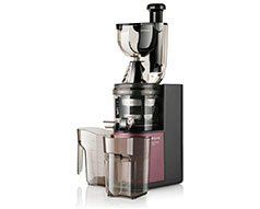 "Taurus Slow Juicer On, Off and Reverse Function Plastic Purple 200W ""Liquajuice Pro"""